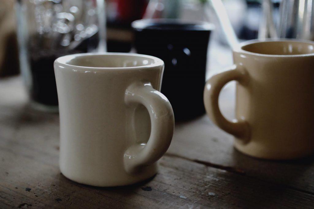 Vintage Victor Mug
