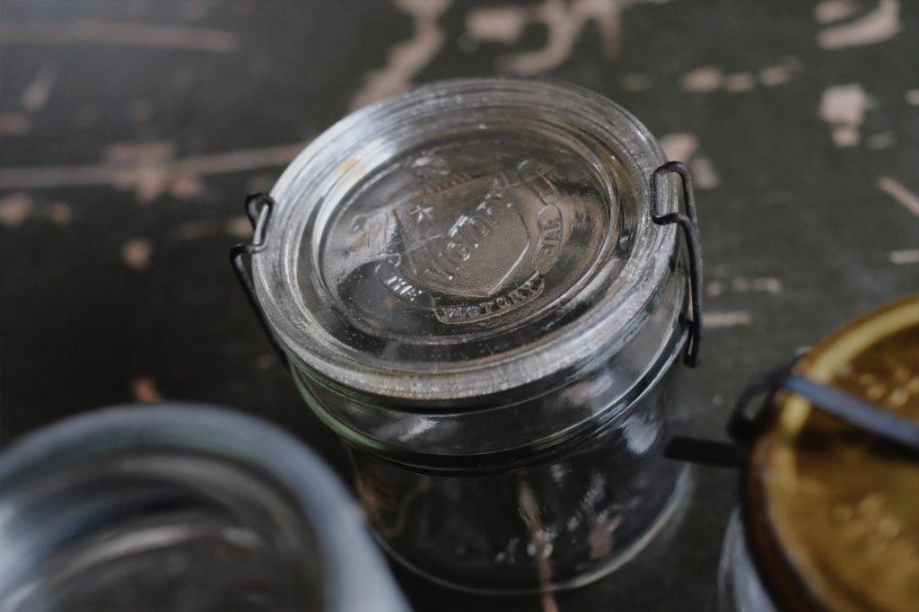 Vintage Victory Mason Jar