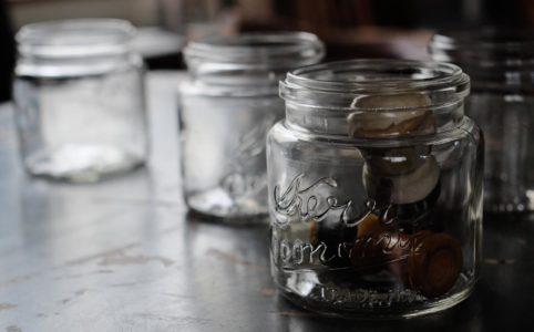 Kerr 'Economy' Mason Jar