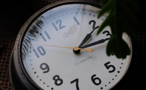 マツダ電気時計