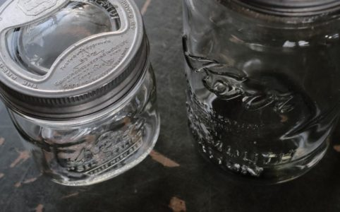 Kerr Self Sealing Mason Jar