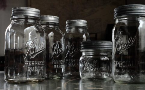 Ball Special Perfect Mason Jars