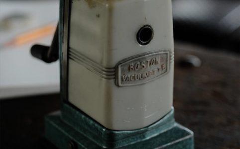 Boston Vacuumette Pencil Sharpener