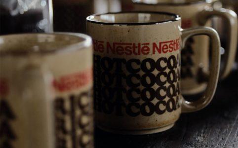 Nestleマグカップ