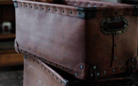 四角いボテ箱