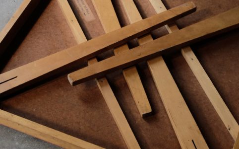 Stakmore 折りたたみカードテーブル