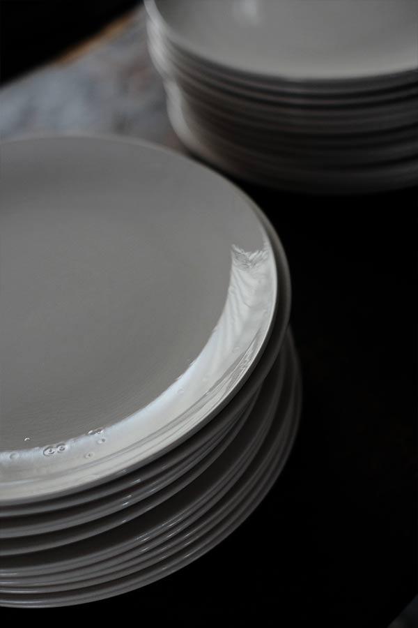 1940~50年代の日本製IRONSTONEの大皿