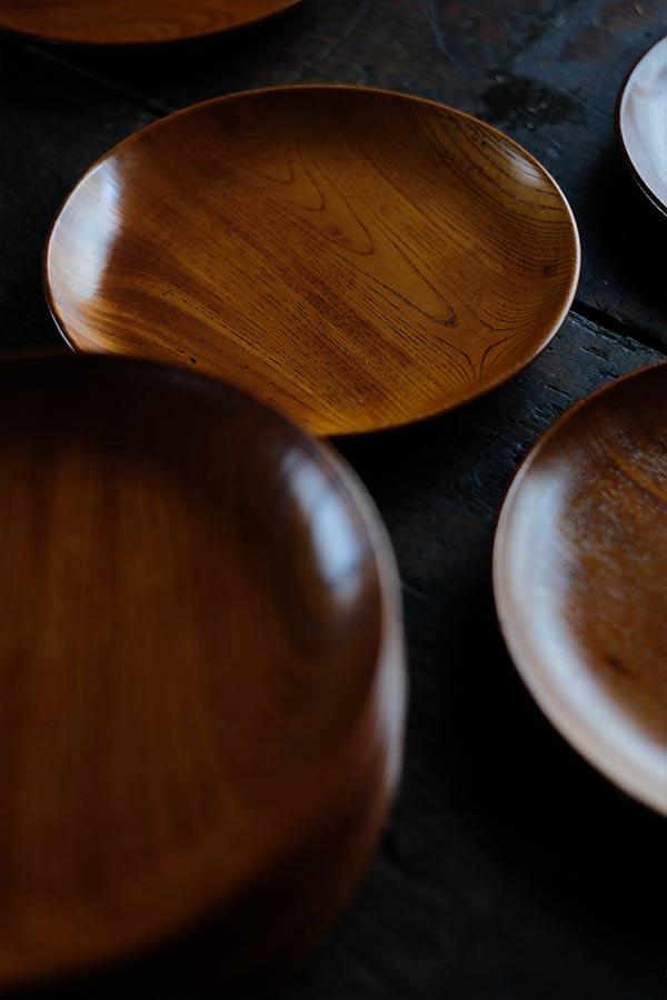 木皿(中)