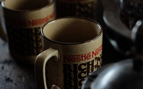 Nestle Rich'n Creamy Hot Cocoa(ネスレ)マグカップ