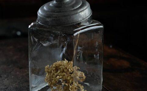 小ぶりな海苔瓶