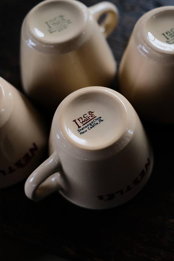 Shenango 'Nestle(ネスレ)' マグカップ